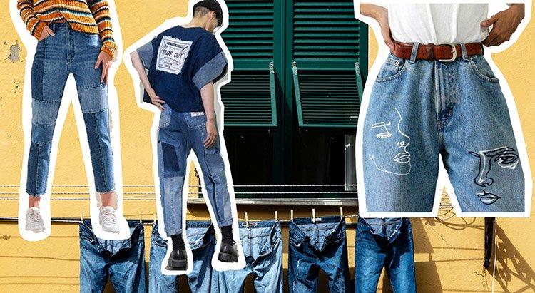 Portada artículo 5 maneras de utilizar denim en tus outfits