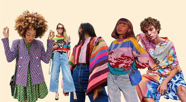 Estilo años 70's como nueva tendencia