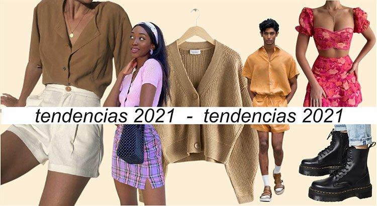 Tendencias 2021 que liderarán la moda