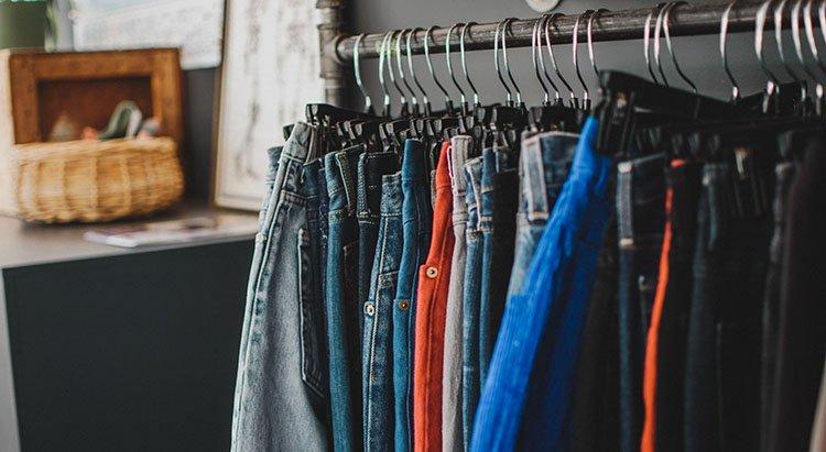Compra y venta de ropa usada